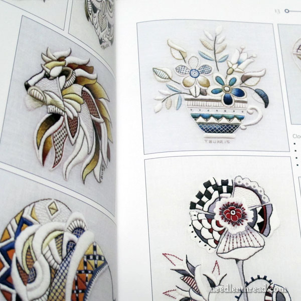 Trish Burr's Embroidery Transfers