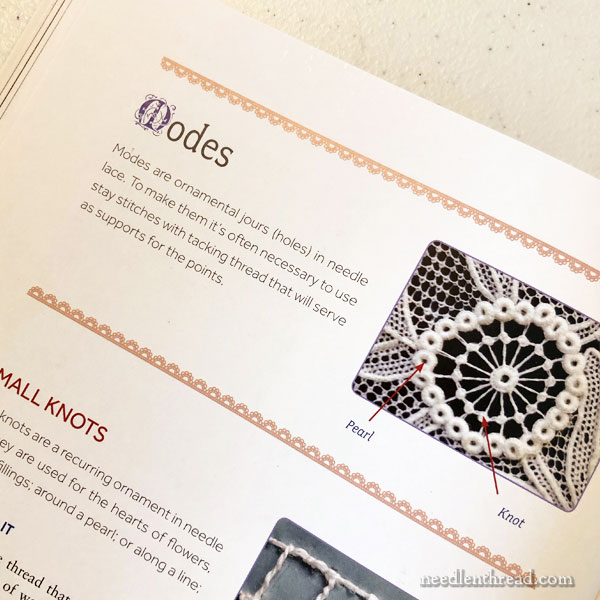 A Practical Guide to Needle Lace by Jacqueline Peter