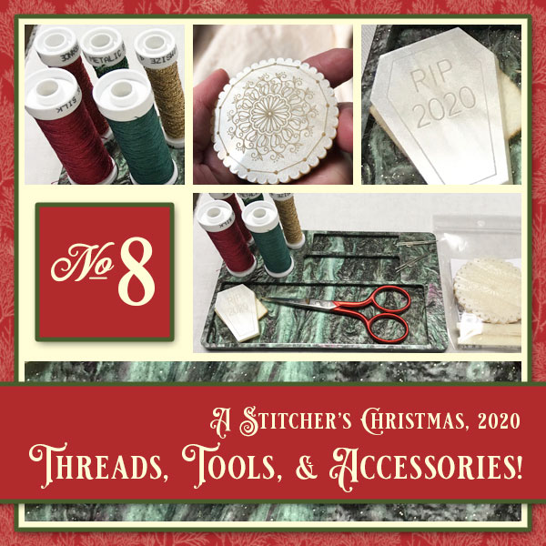 Stitcher's Christmas: Needle in a Haystack