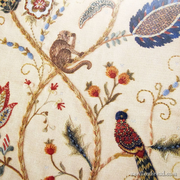 A Fine Tradition: The Embroidery of Margaret Light