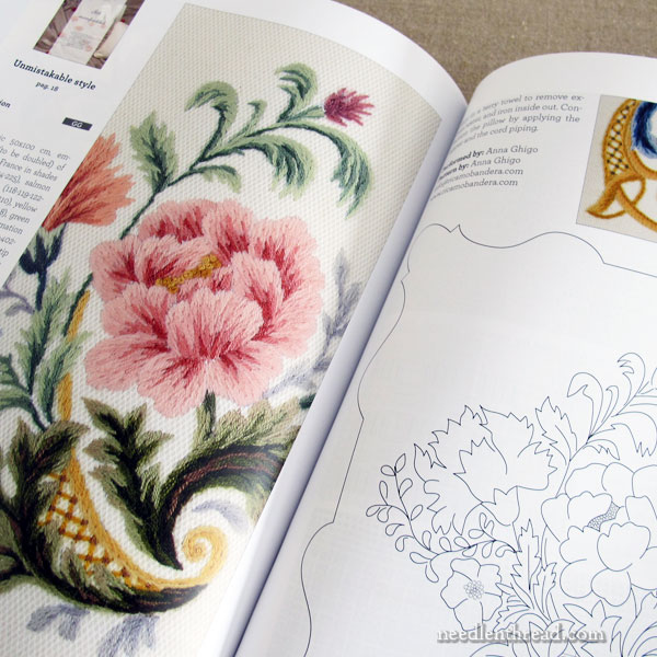 Giuliana Ricama embroidery magazine