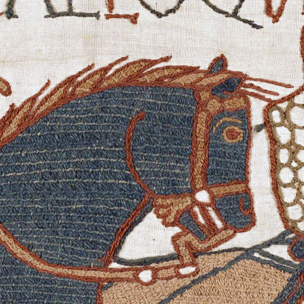 Bayeux Tapestry online