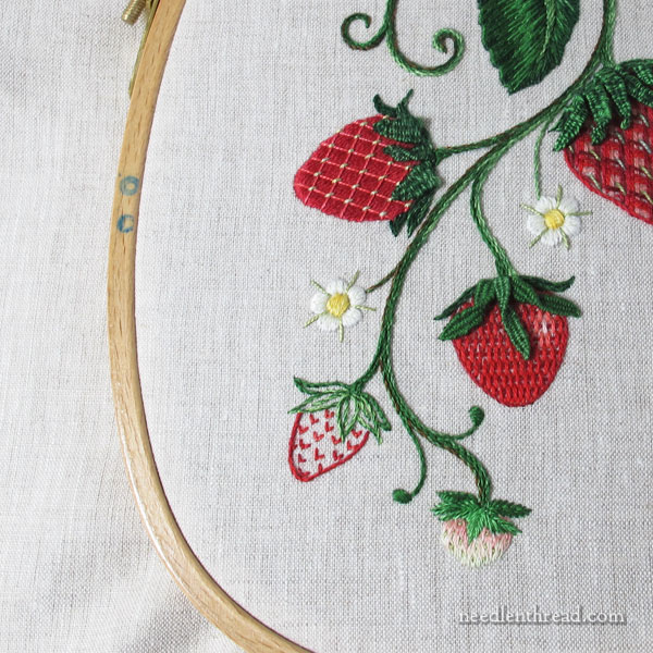 The Square-Round embroidery hoop