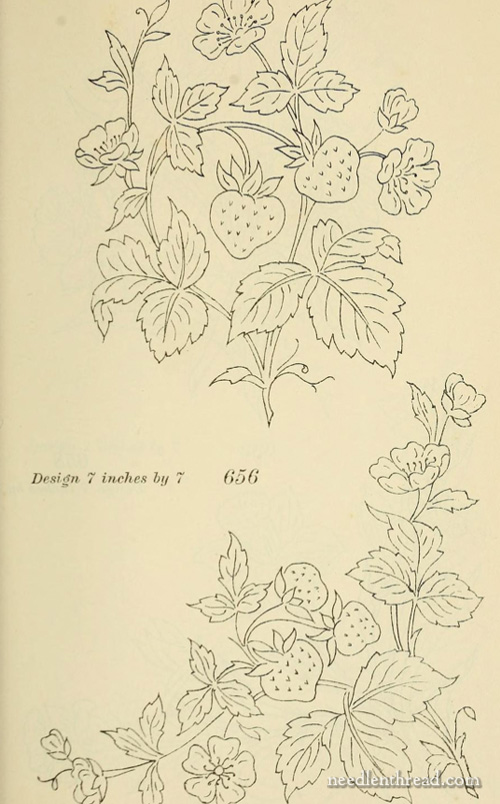 Briggs & Co transfer papers for embroidery