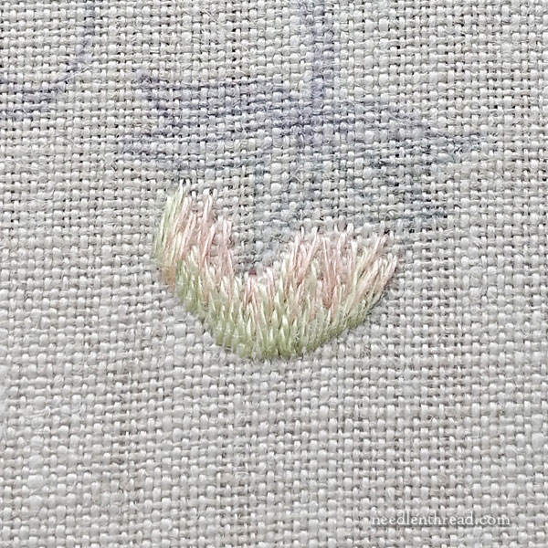 How to Embroider Strawberries five different ways