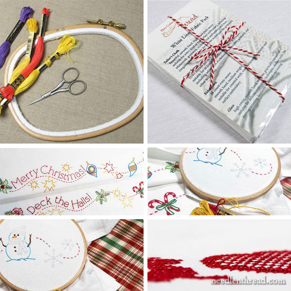 Embroidery Supplies in stock, June 2021
